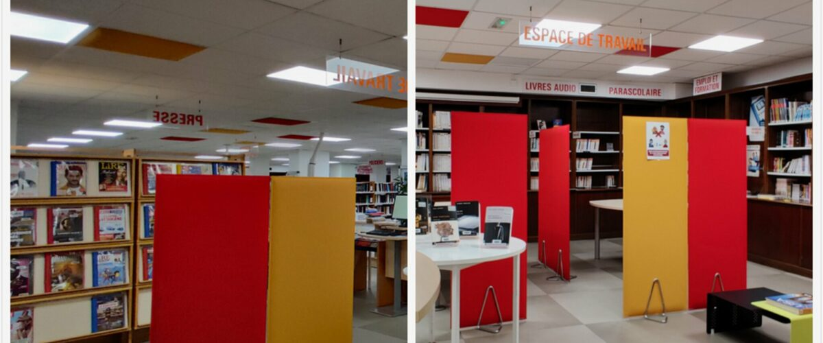 Bibliothèque Municipale A. Césaire, Bourg-en-Bresse