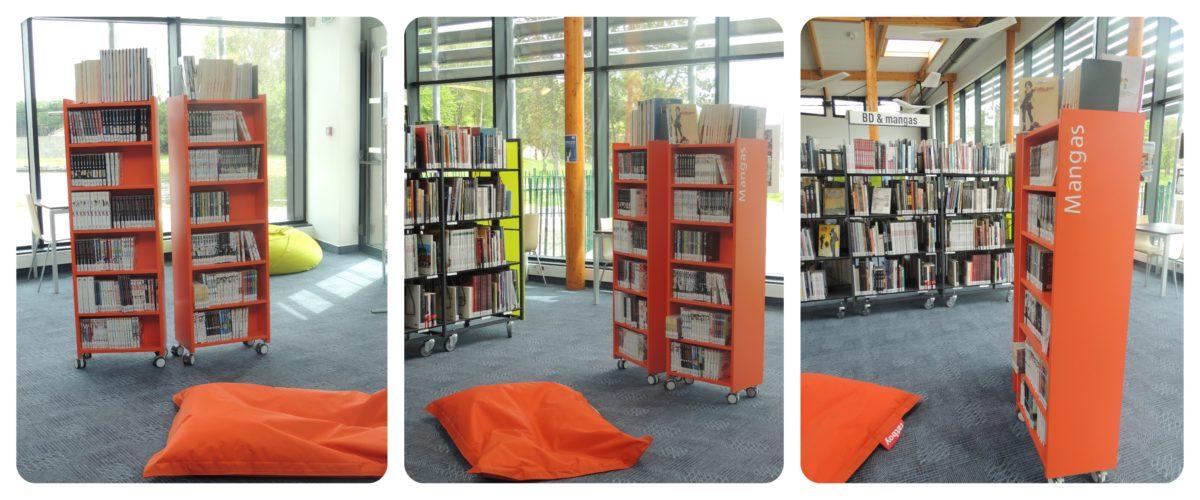 Bibliothèque communauté de l'Est de la Somme